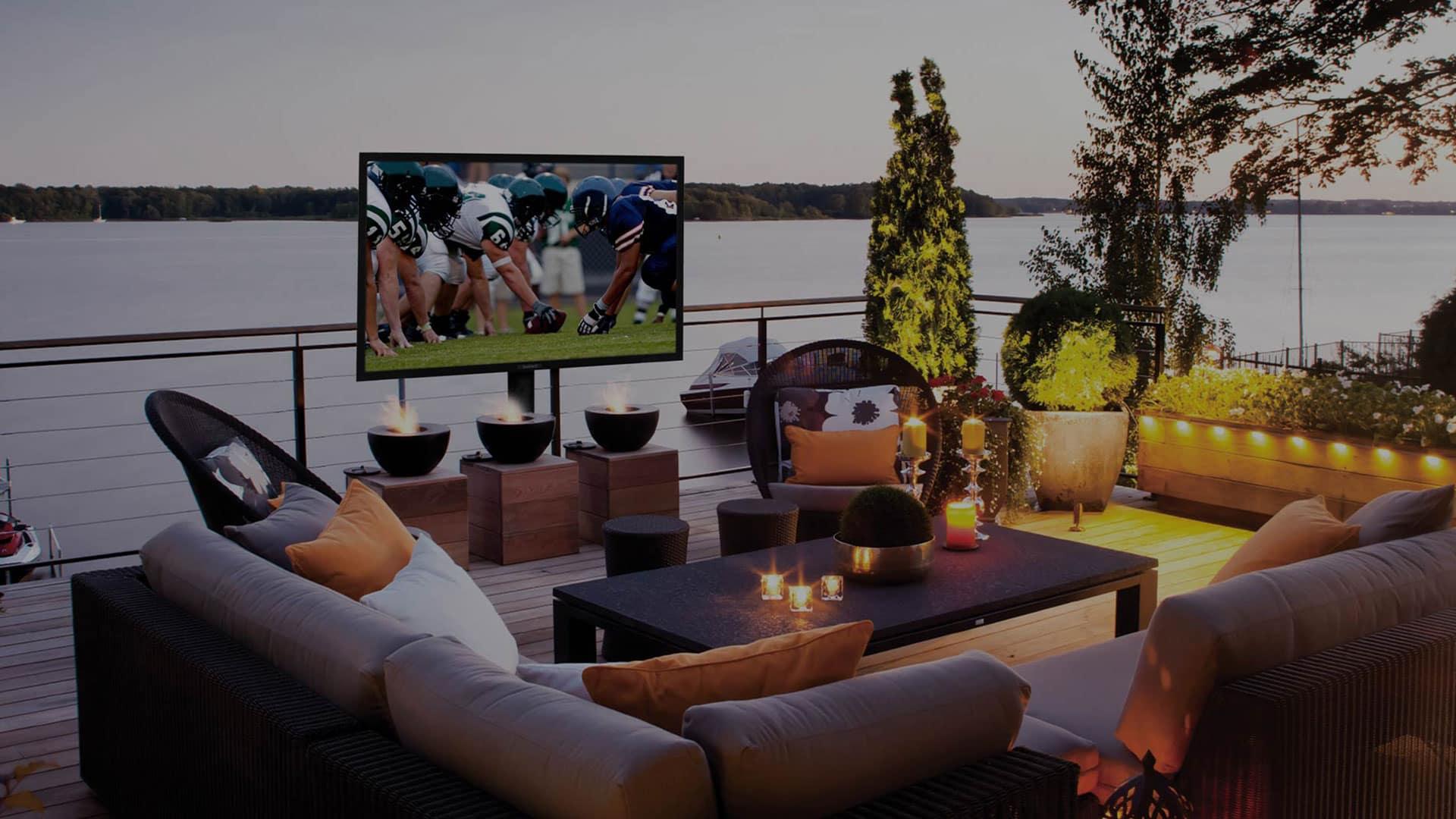 Smart Home Outdoor Living Company Li Ny
